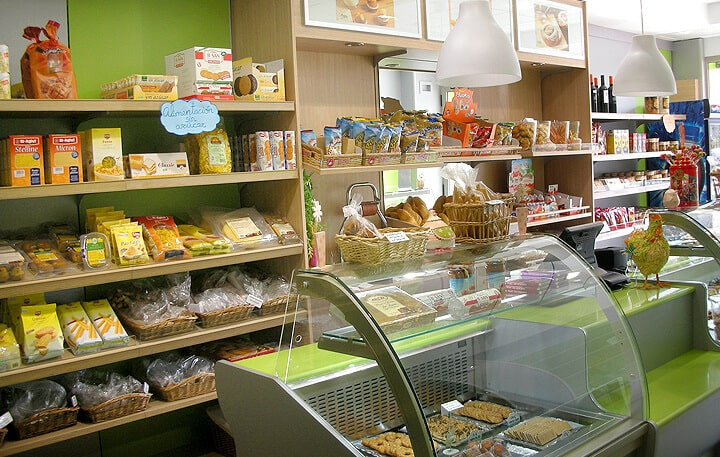 Ir a panaderías